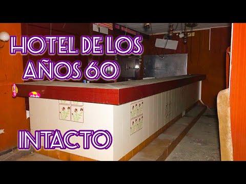 EXPLORAMOS un HOTEL ABANDONADO  de los 60 INTACTO - Urbex Cataluña