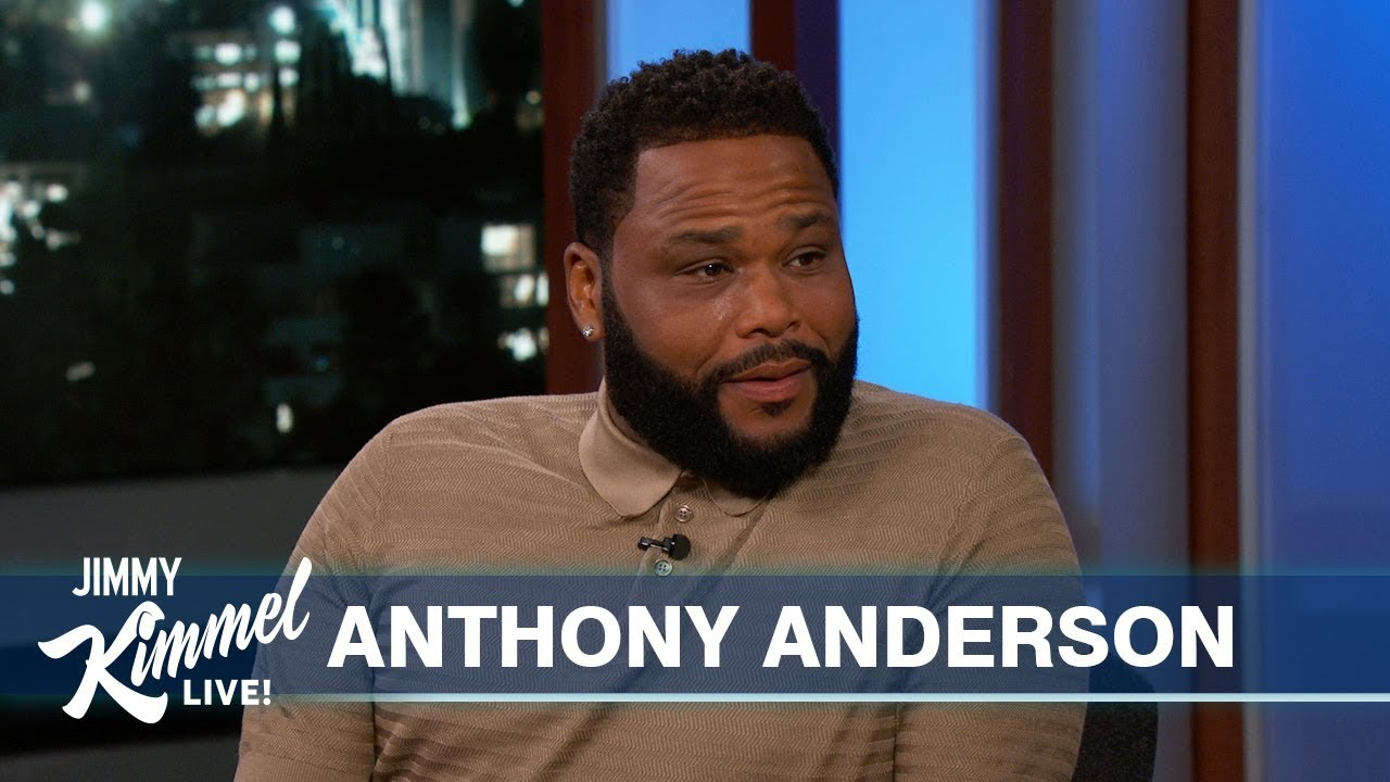 Anthony Anderson on Yachting with Magic Johnson