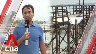 "Batam pier collapse: 26 Singaporeans injured; pier gave way due to ""overcapacity"": Montigo Resorts"