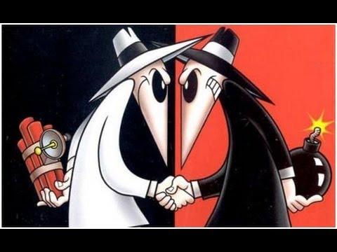 Jugando Spy v s Spy