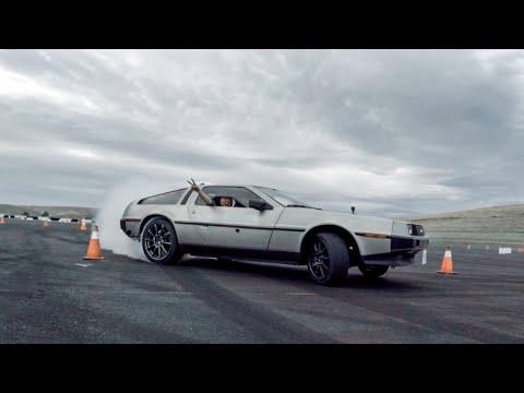 .這輛 《回到未來》的原型車,被史丹佛爆改:自動駕駛還能漂移!