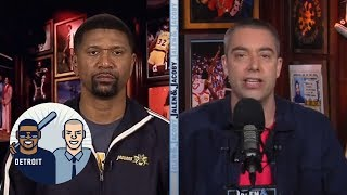Jalen Rose to 76ers: Stop babying Markelle Fultz   Jalen & Jacoby   ESPN