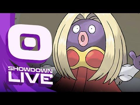 """SMOGON GRAND SLAM PLAYOFFS"" aim vs. Level 56! Pokemon Sun & Moon! Showdown Live w/PokeaimMD"