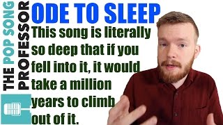 TØP Tuesdays: Going Deep with Ode to Sleep