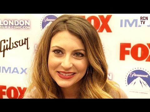 Cerina Vincent Interview - Cabin Fever, Eli Roth & Power Rangers