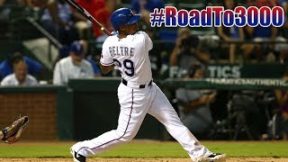 Adrian Beltre: Road to 3,000