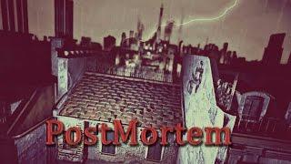 3 Давайте поиграем в Post Mortem