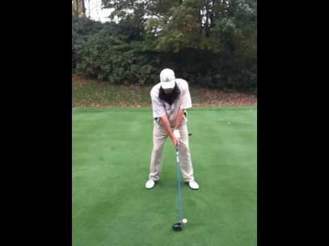 golf swing dick slap