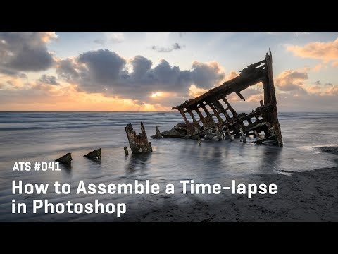 Approaching The Scene 041: How To Assemble A Time-lapse In Photoshop
