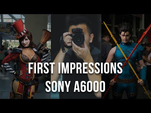 Thumbnail: Sony a6000 - Initial Review (2017)