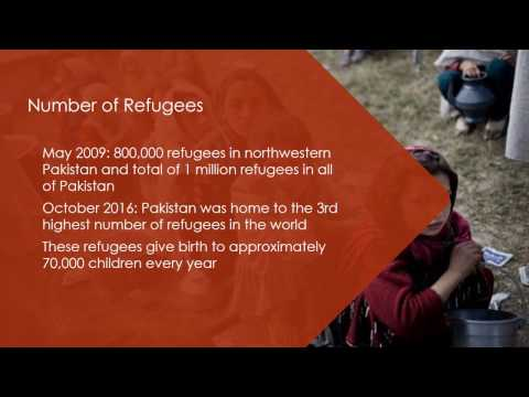 Refugees and Internally Displaced Persons in Pakistan - BYUI