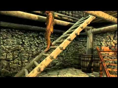 Skyrim Paradise Halls Slaver S Hideout Add On Youtube