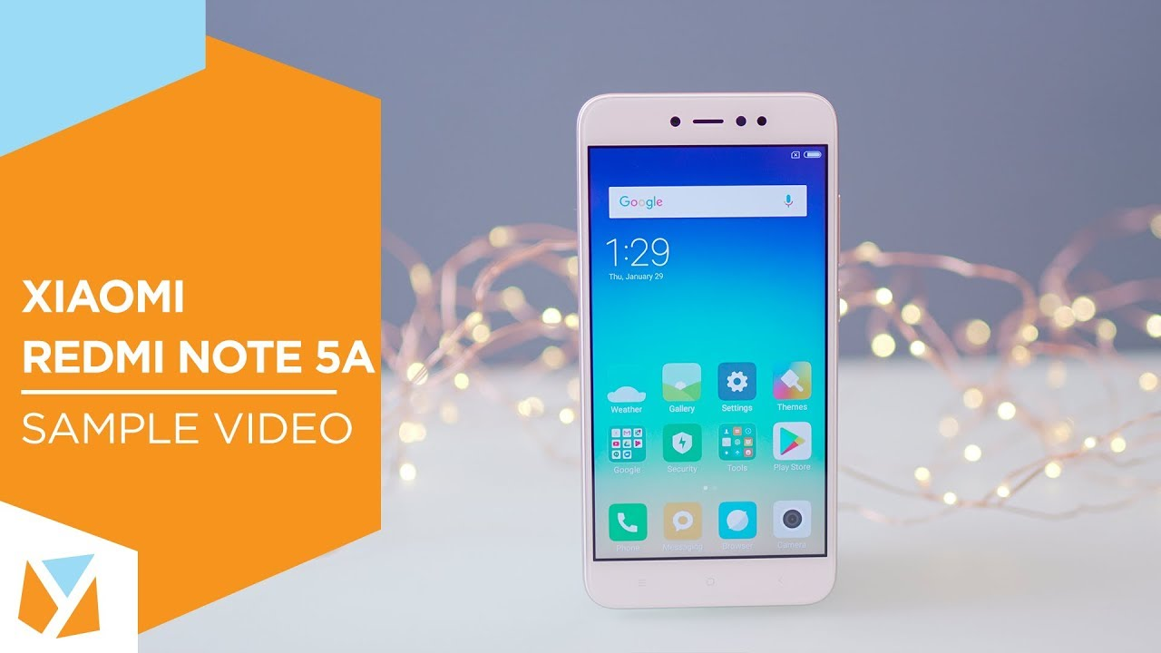Xiaomi Redmi Note 5A Review - YugaTech | Philippines Tech
