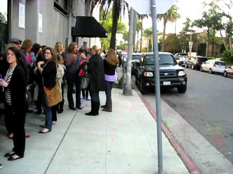 The Line For Glee