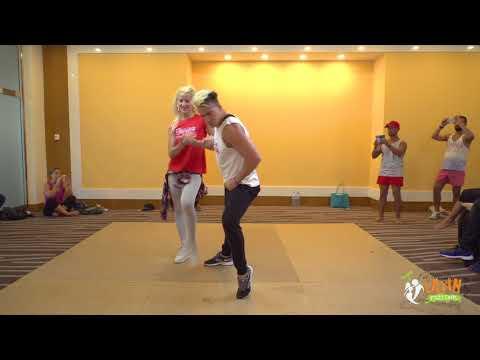 Fujairah Latin Festival 2017 - Demo Bailame Cuba - Cuban Salsa Freestyle