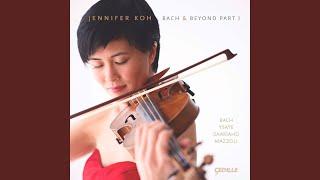 """Violin Sonata in A Minor, Op. 27, No. 2: III. Sarabande, """"Danse des ombres"""""""