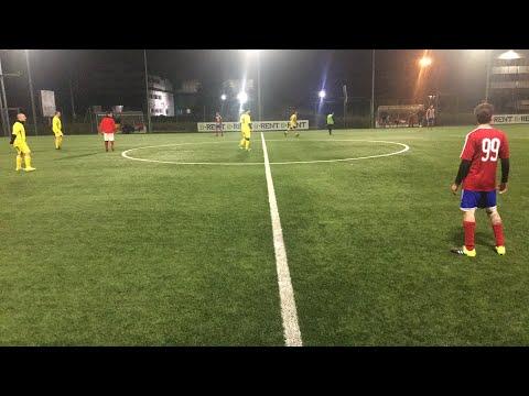 Lega GalaSport 2017/2018 - Bayer Leverruken vs Easy Sport - Serie C1 - quindicesima giornata