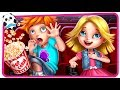 Kids Movie Night - Popcorn & Soda - Fun TabTale Games for Kids and Children