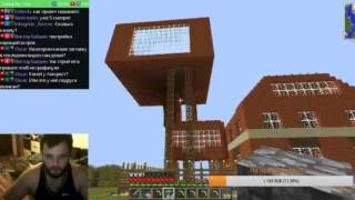 Minecraft - возвращение бомжа на сервер | by Boroda Game