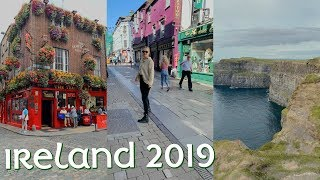 ireland 2019 | the beginning to the most amazing trip ever | Kendra Cus