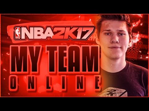 YAOOOOO MING. NBA 2K17 #11