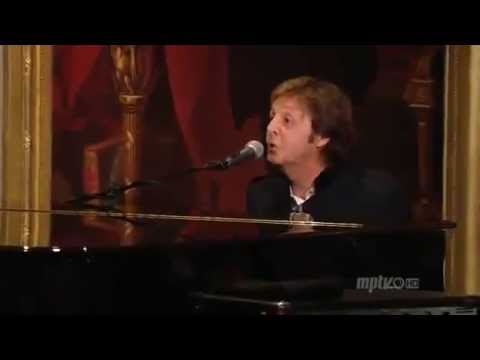 Paul McCartney - Hey Jude (Live in White House)