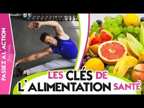 Les CLEFS de l'ALIMENTATION SANTE : Fitness Mentor ACADEMY