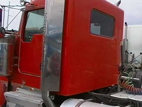 Look A Converted Sleeper To Day Cab Conversion Of A