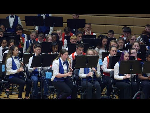 Jump Start – Combined Middle School Bands