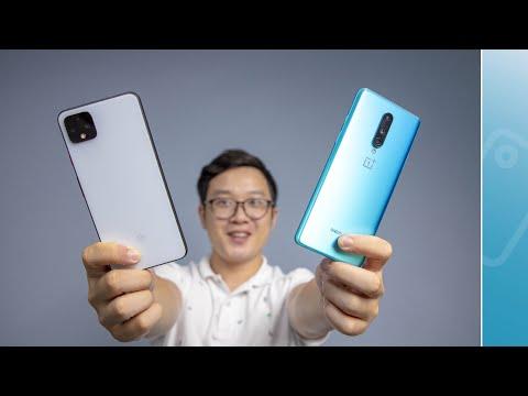 Pixel 4XL vs One Plus 8: Điện Thoại Android Nào Đỉnh Nhất?