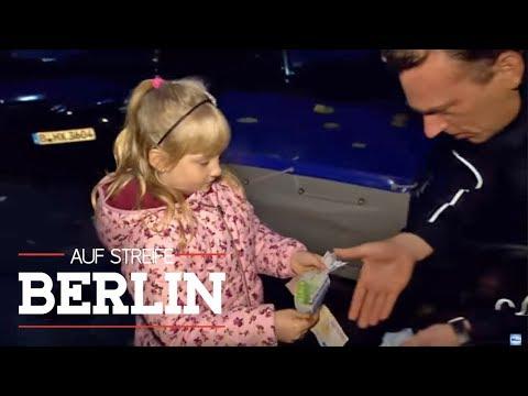 Die kleine Lea & die Geldbündel: Woher stammt der Geldregen? | Auf Streife - Berlin | SAT.1 TV