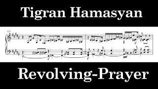 Tigran Hamasyan | Revolving - Prayer (Transcription)