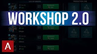 Understanding the NEW Workshop 2.0 | War Robots Test Server 4.2