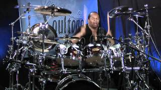 """Soultone Cymbals Review"" Jonathan ""Sugar Foot"" Moffett"