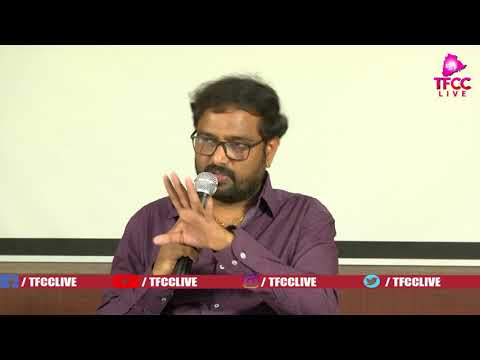 Ammamma Garillu Movie Press Meet @ Director Speech   Naga Shourya   Baby Shamili   Kalyan   TFCCLIVE