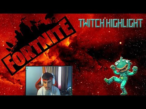 Fortnite Battle Royale #93 Twitch Highlight, What Happen Today