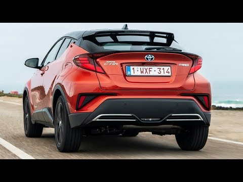 2020 Toyota C-HR - Interior Exterior And Drive (Great Car)