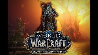 Battle for Azeroth: Future of the Horde leaders - Sylvanas Windrunner [Speculation & Spoilers]