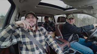 Driving in Trucks with Hunters - Catchin Deers Bud Fisher on the BHP Rolling Podcast