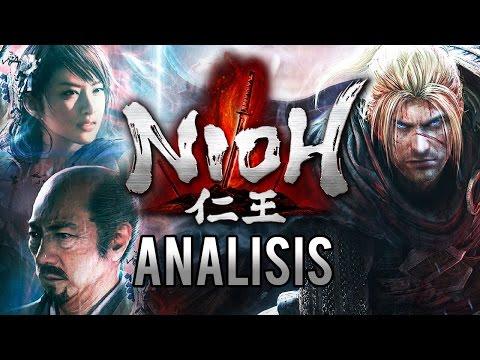 Vídeo-Análisis/Review | NIOH. Mucho más que un 'clon' de Dark Souls. Otra maravilla del Team Ninja