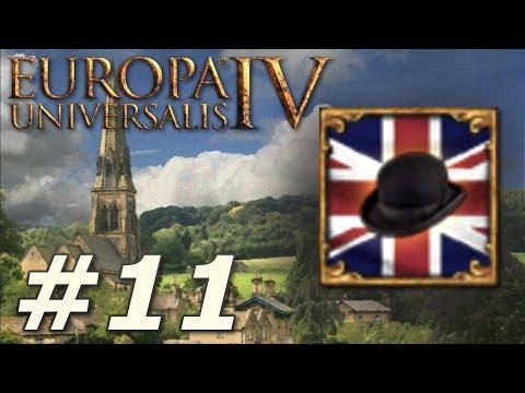 Europa Universalis IV: Rule Britannia  Anglophile  Part 11