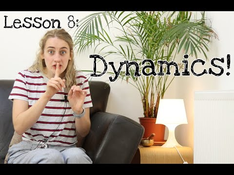 All About Dynamics! (Kids Music Classes Online!)