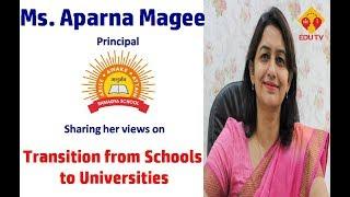 Mrs  Aparna Magee Principal Ramagya School Noida