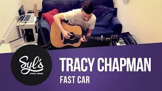 Fast car - acoustic instrumental guitar cover tracy chapman [002]