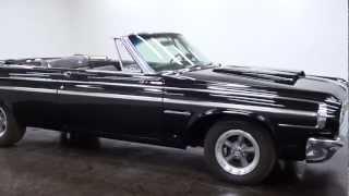 1964 Dodge Polara Convertible Big Block 4 speed