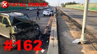 🚘🇷🇺[ONLY NEW] Russian Car Crash Compilation (7 October 2018) #162