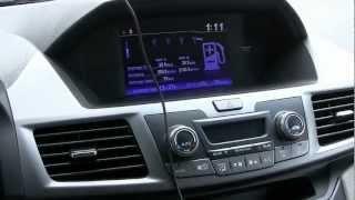 Honda Odyssey 2012 Videos