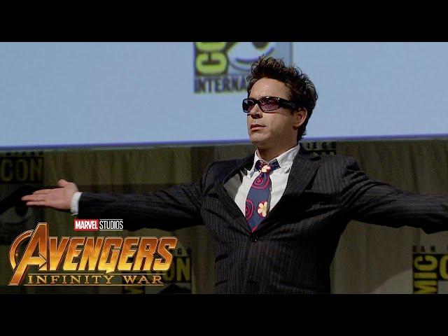Marvel Studios' Avengers: Infinity War   10-Year Legacy Featurette