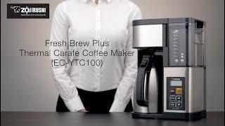 Zojirushi EC-YTC100 Fresh Brew Plus Coffee Maker