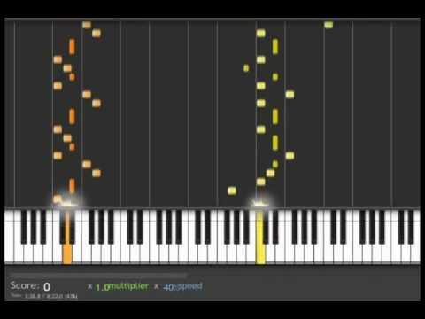 How to Play Croatian Rhapsody by Maksim